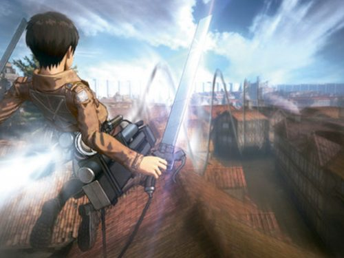 WOOAH! New Attack On Titan Game Gets Preview And Stunning Screenshots