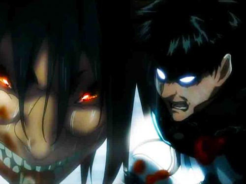 SEASON 2: Rage Of Captain Levi, Demonstrate his LEVICOPTER as he Chopped killer Titan into Pieces