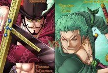 Can Zoro surpass his Mentor Mihawk In Future? Theory
