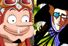 Usopp and Van Augur's Devil Fruit Ability Theory