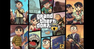 Grand Theft Auto  Game Would Make this Doraemon Anime Series