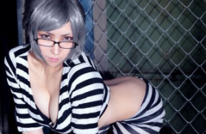 22 Sexy Prison School Cosplay Photo's – Featuring Sexy Vice President & Secretary