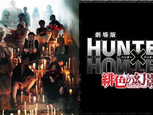 After Attack On Titan, Is it True That HxH will have it's Live Action Release.