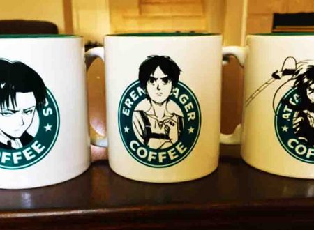 Anime Mugs That Can Make Your Coffee Taste Much Better!!