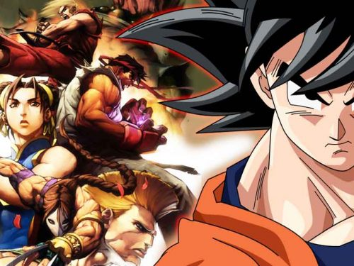 Watch As Goku Took Over The Whole Cast Of Street Fighter In This Awesome Fan-Made Video