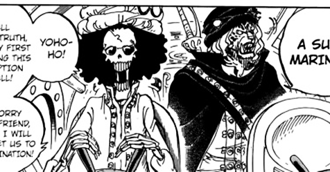 [Spoilers] 'One Piece' Chapter 847: Can Pekom Steal Big Mom's Poneglyphs? Pedro Acts As Decoy In The Heist