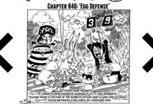 One Piece Manga Chapter 846 is Out!! Check it here