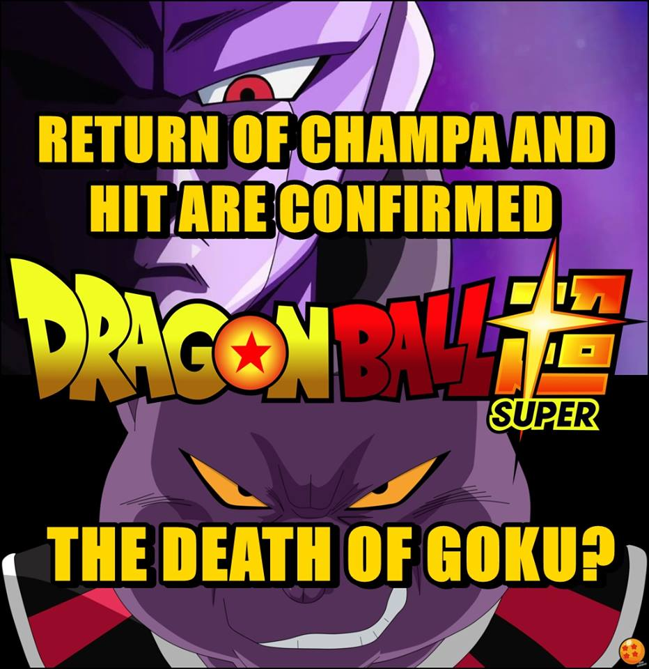 Hit and Champa Returns in Dragon Ball Super
