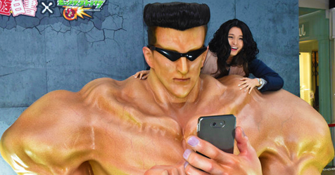 Yu Yu Hakusho: Life-Size Younger Toguro Statue Spotted in Tokyo