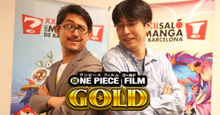 Interview: The Staff of One Piece Film Gold