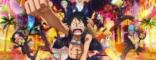 Funimation Reveals English Dub Cast for One Piece Film Gold