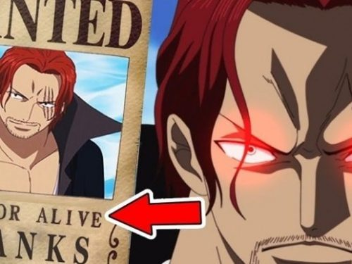 Shanks is Officially the Yonko with the Highest Bounty!