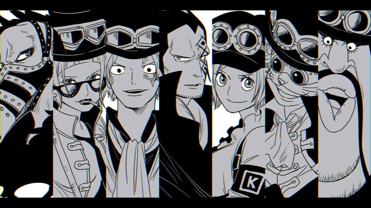 One Piece: The Possible Bounties Of The Revolutionary Army ...