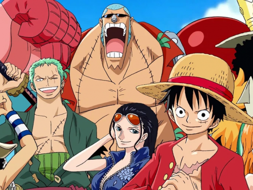 How tall are the Straw Hat Pirates ?